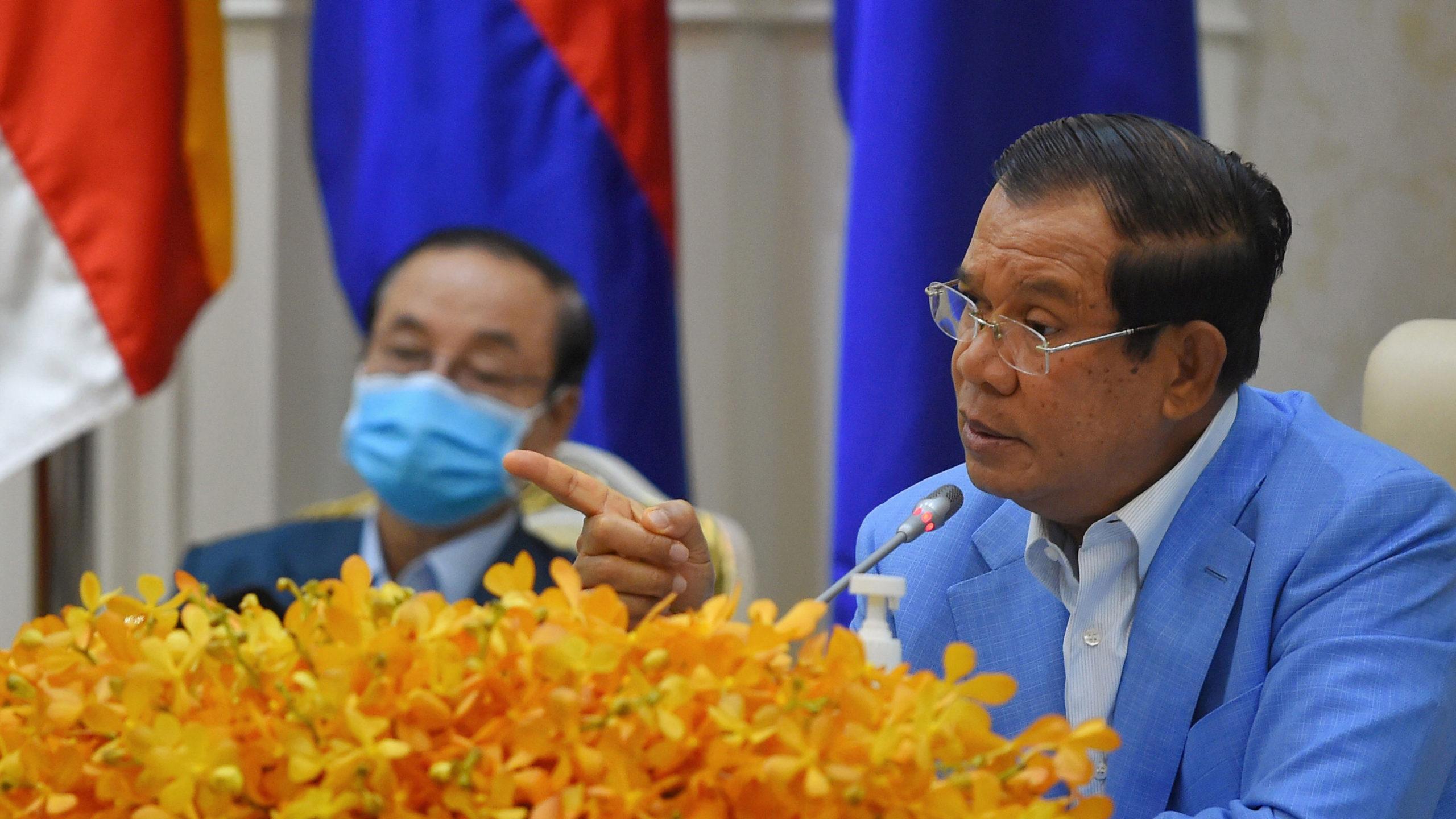 Cambodia cracks down on social media during coronavirus pandemic