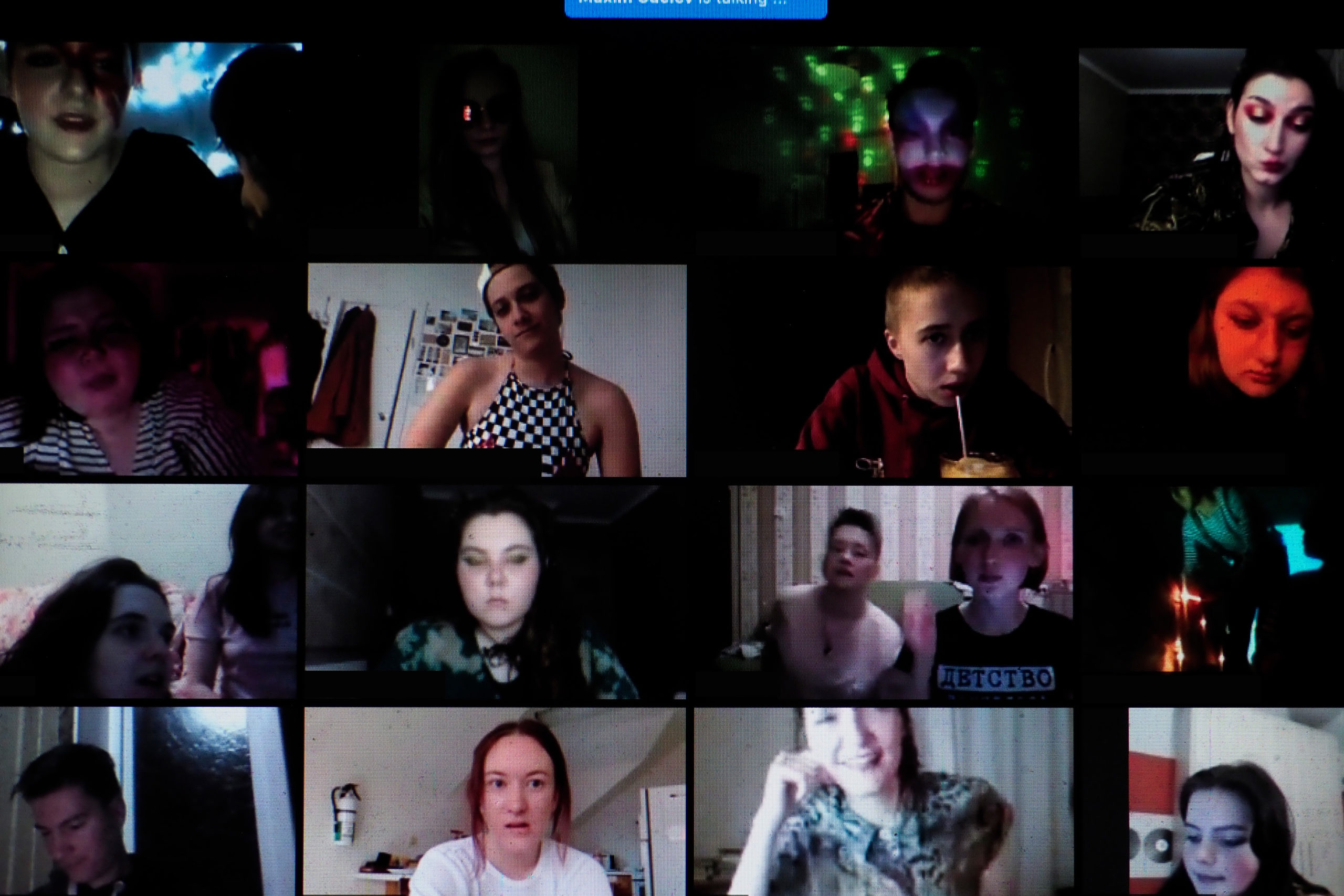 LGBTQ Zoom in Russia