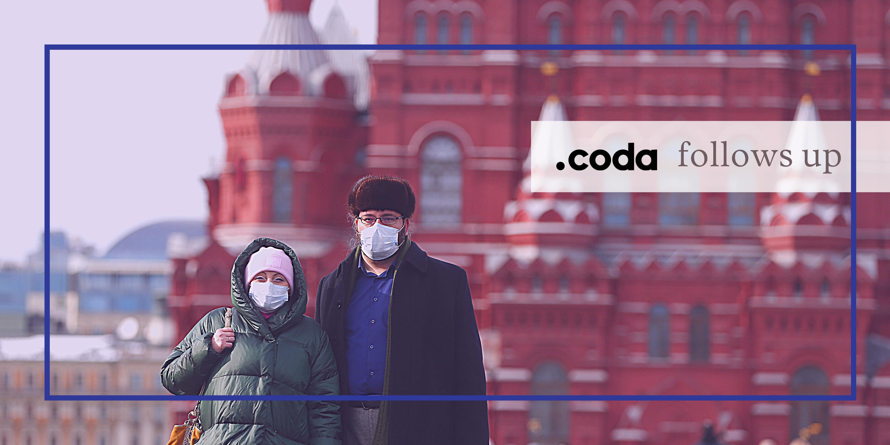 Russia Covid-19 doctors