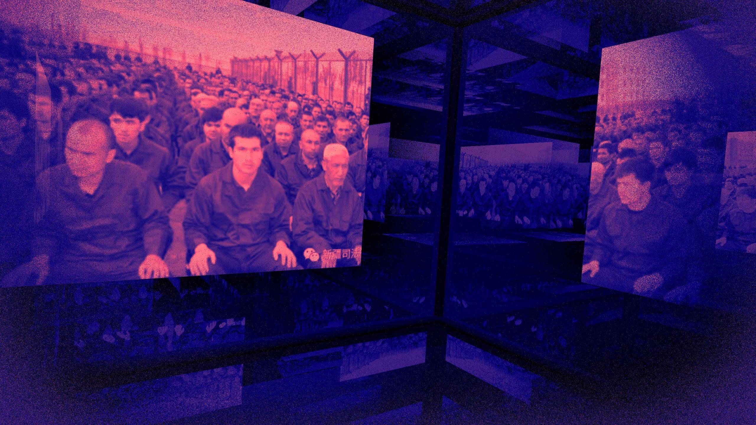 Grayzone fringes of the left denying persecution of Uyghurs