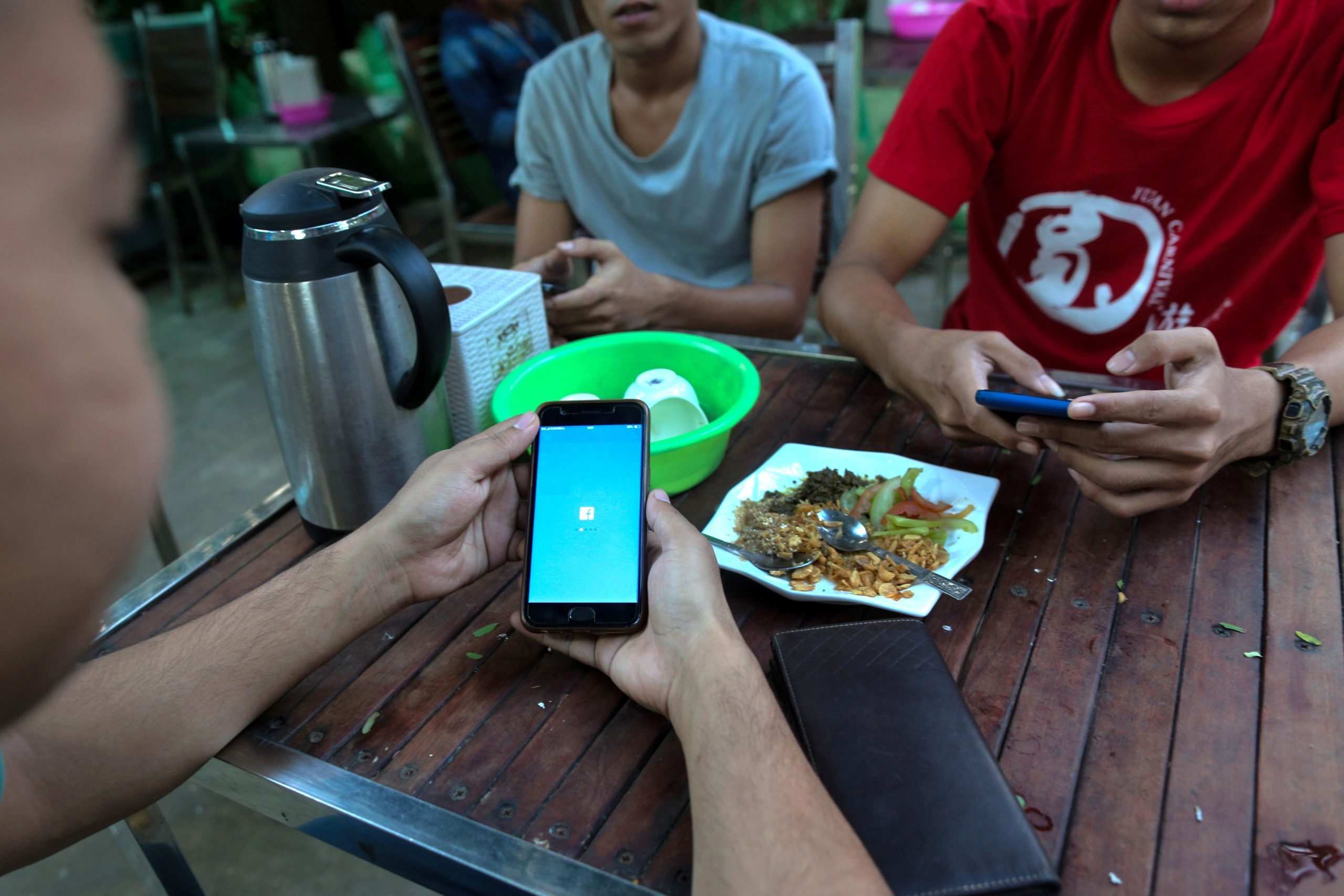 Myanmar internet telecoms disinformation Facebook