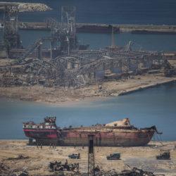 Ammonium nitrate that caused the Beirut explosion originated in Georgia
