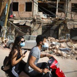 Lebanon explosion in Beirut disinformation