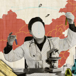 China fake scientific research papers during the Covid-19 pandemic