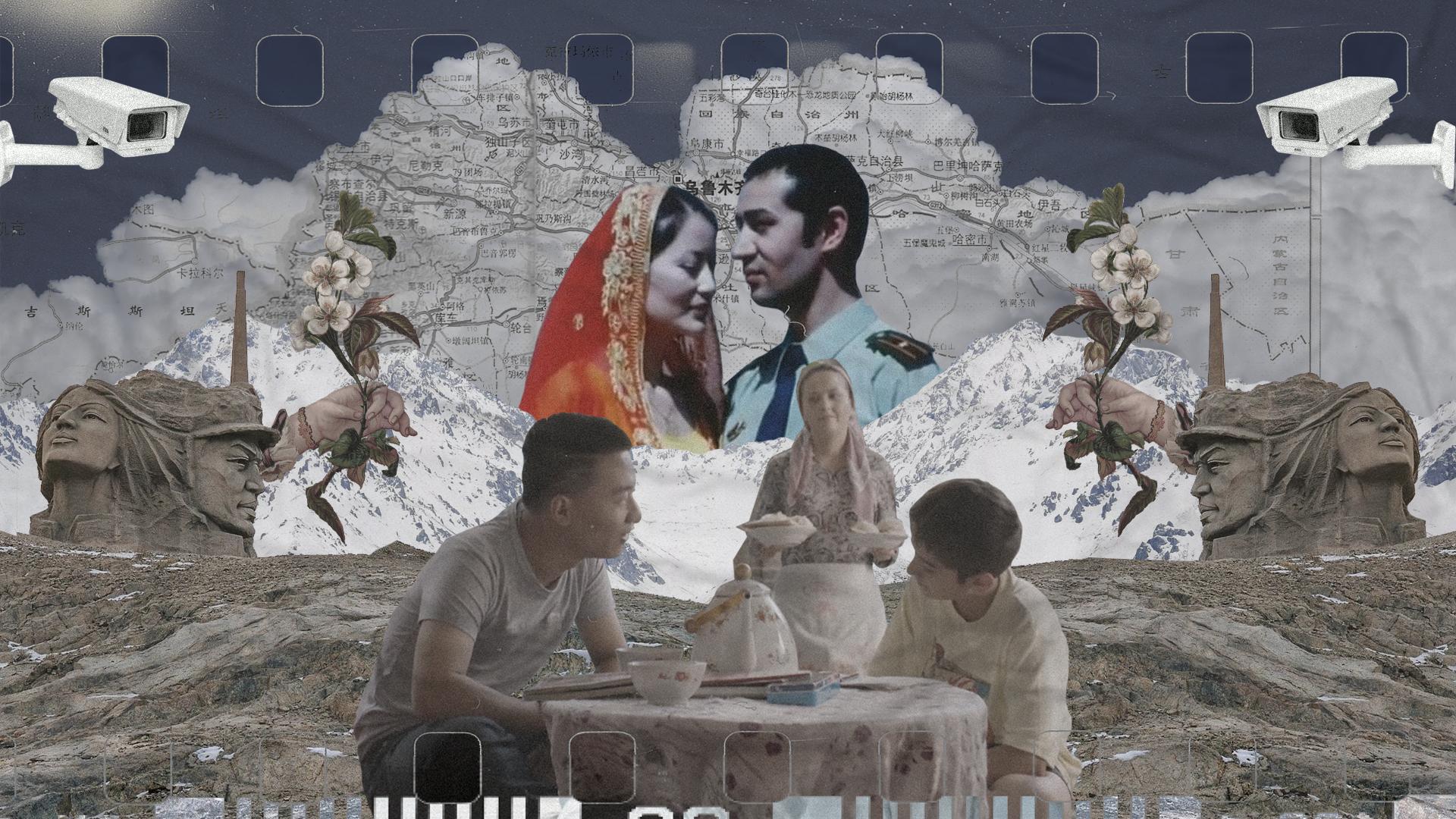 uyghurs cinema china propaganda