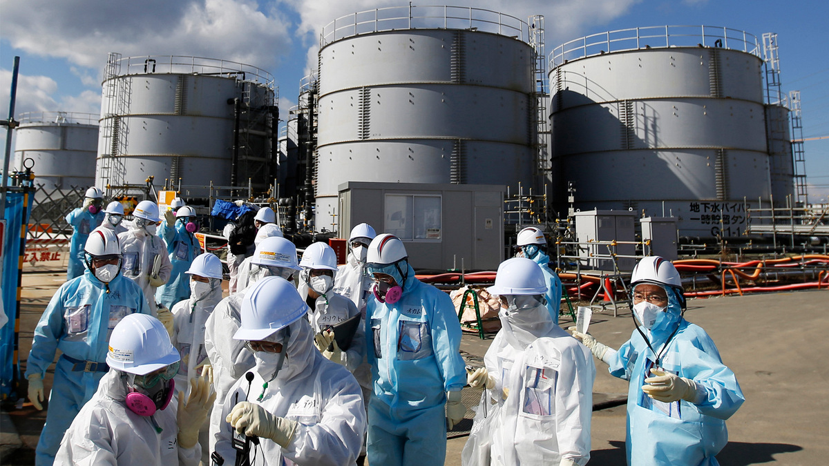 Japan's plan to dump Fukushima wastewater met with pro-China disinformation- Coda Story